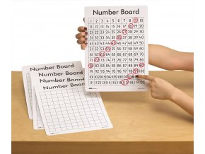 Number Dry Erase Boards(30)
