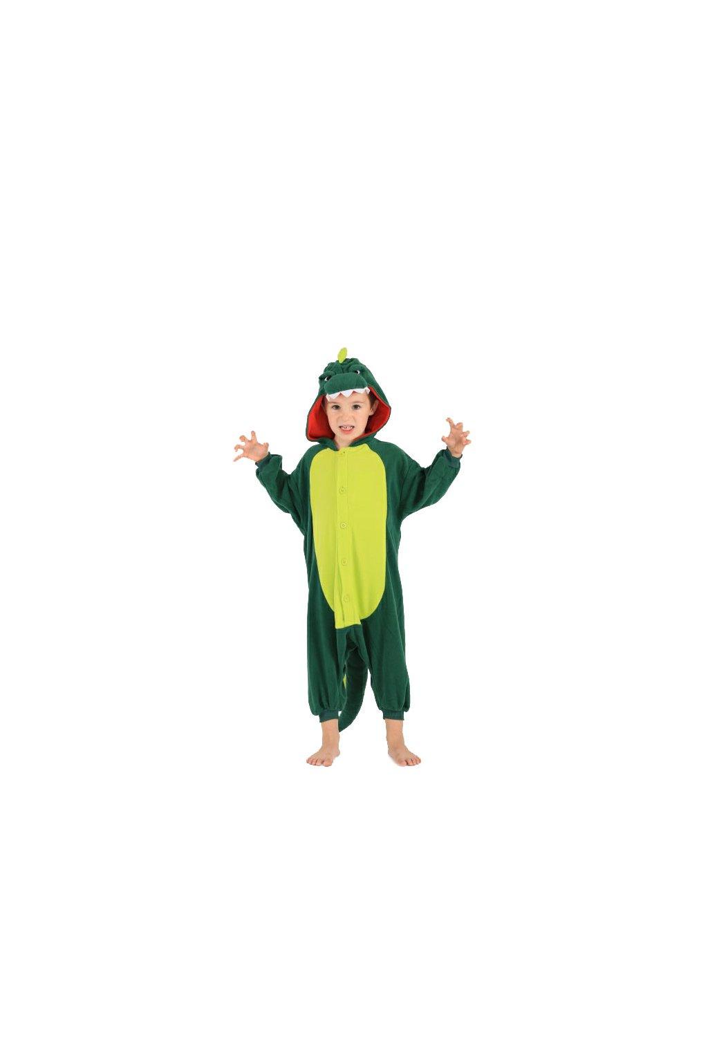 Originál Kigu overal - dinosaurus dětský
