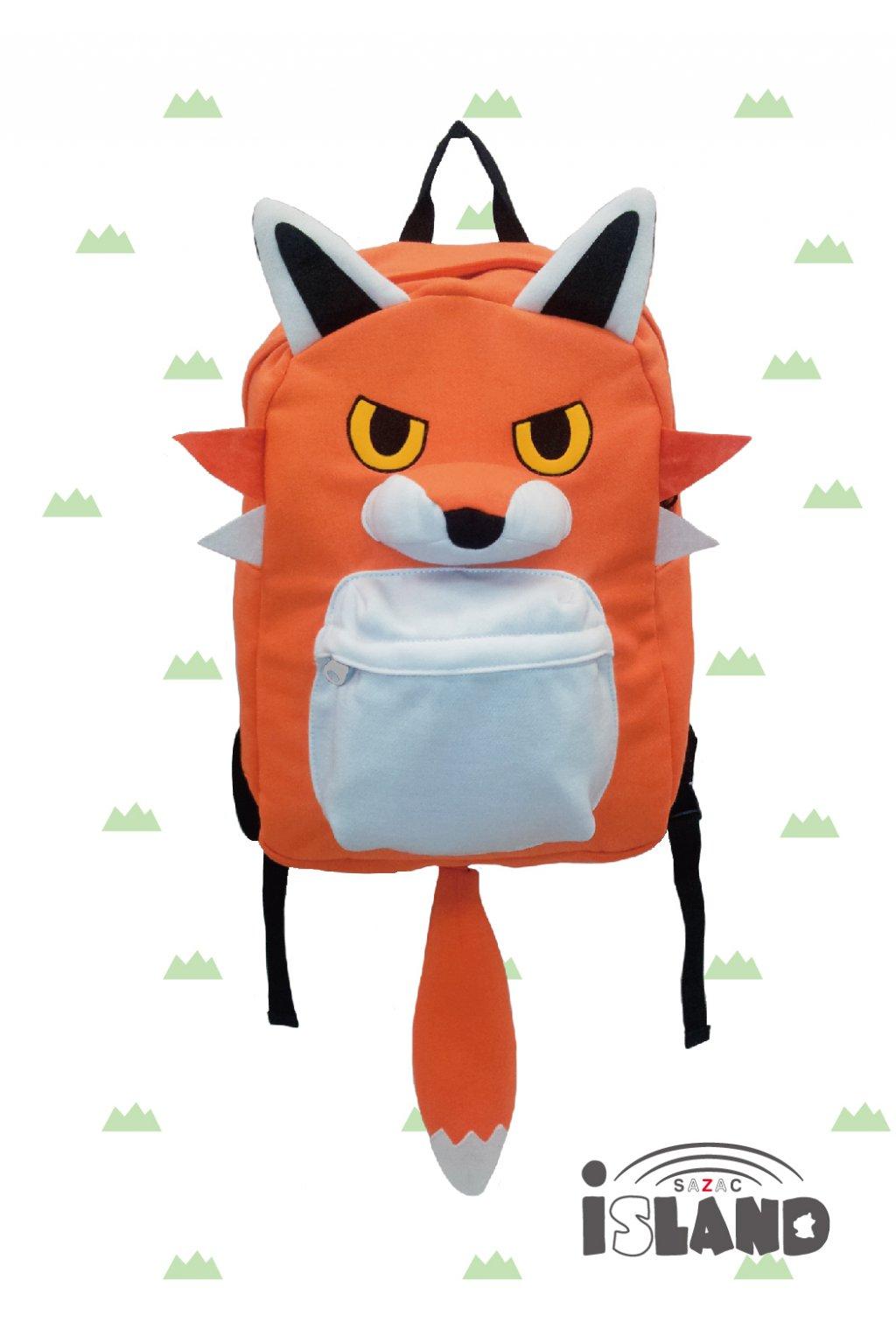 Dětský batoh liška