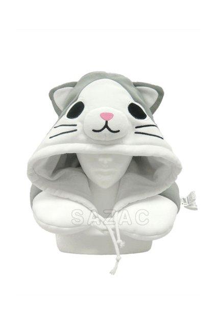 cestovní polštářek Kočka