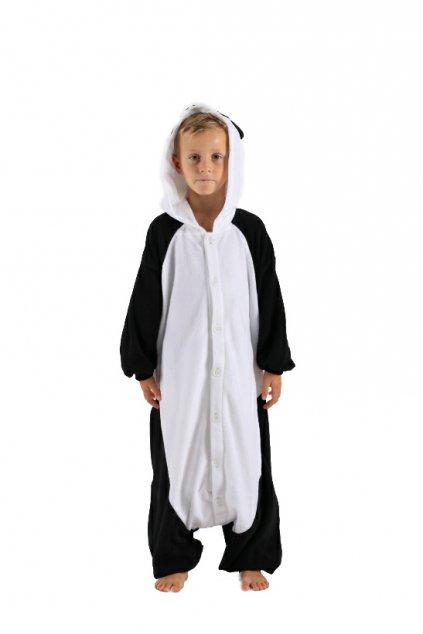 Originál Kigu overal - panda dětská