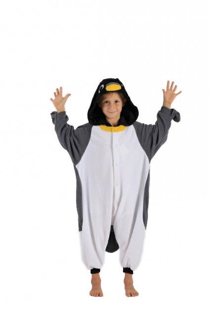 Originál Kigu overal - tučňák dětský