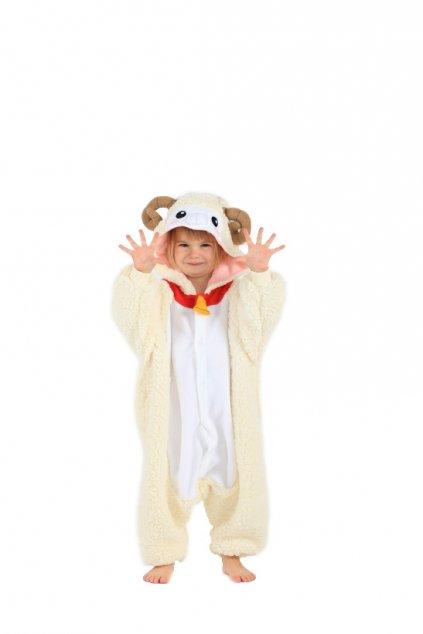 Originál Kigu overal - ovečka dětská