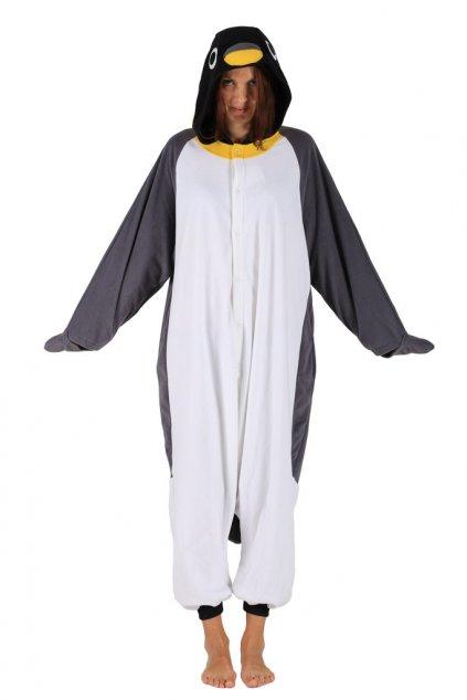 Originál Kigu overal - tučňák