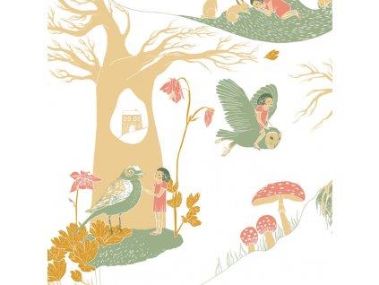 čarovný les 3