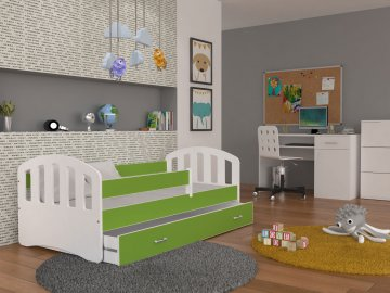 Dětské postele 80 x 140 cm