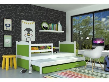 Dětské postele 80 x 184 cm