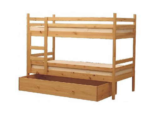 Patrové postele 190 x 90 cm
