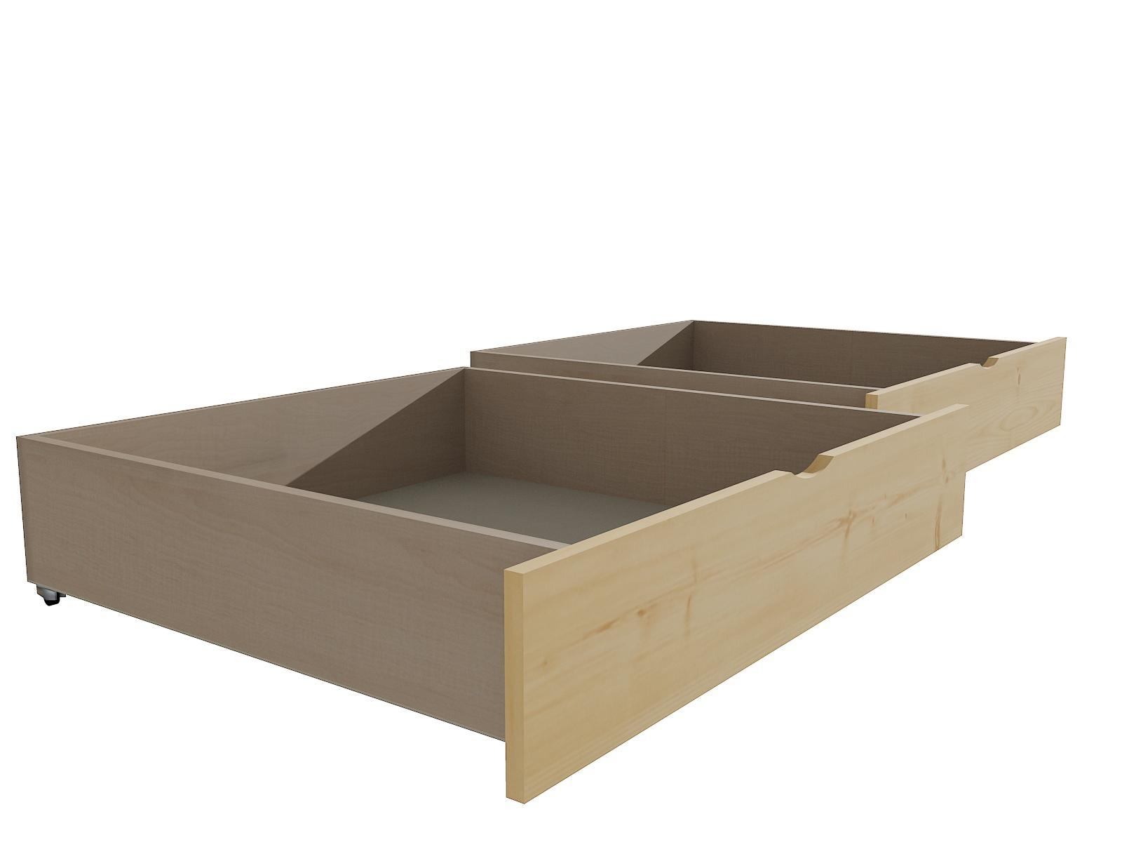 Úložný prostor STANDARD pro postel 90x190cm