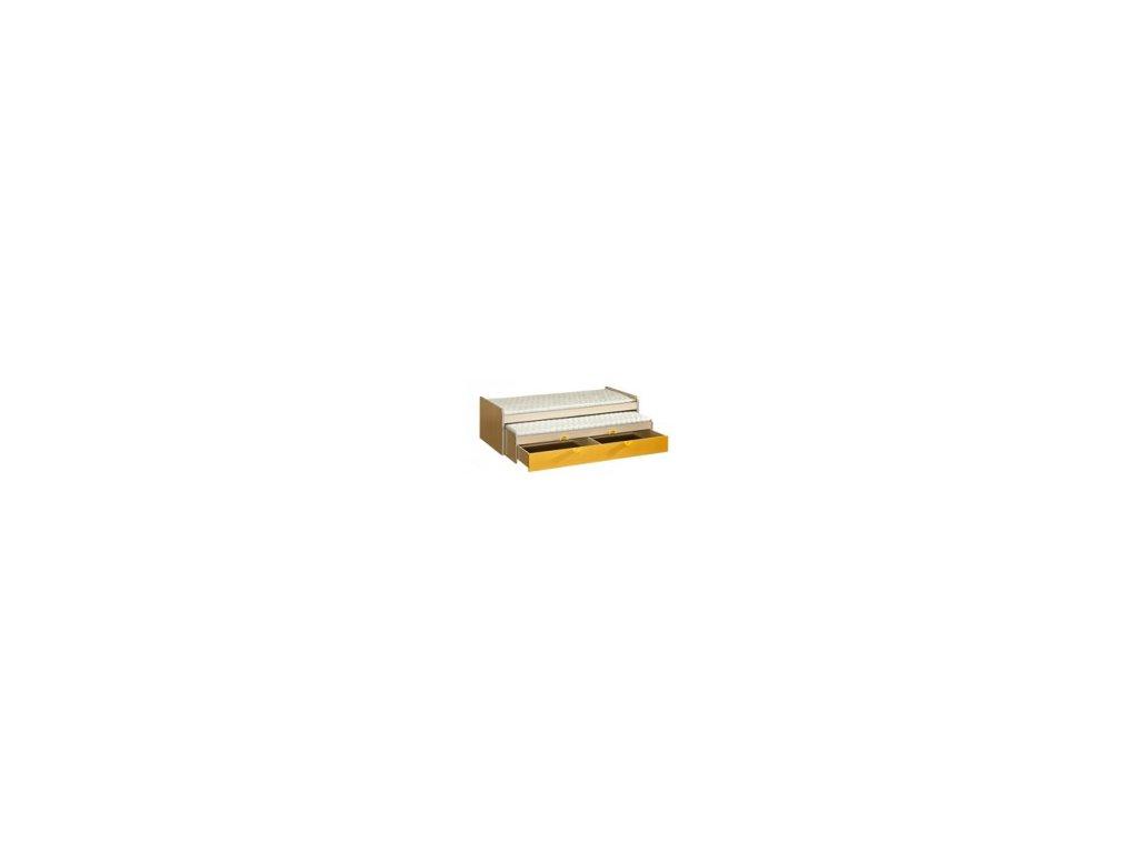 Víceúčelová postel NEMO M11 vč.roštů a matrací -KOMPLET