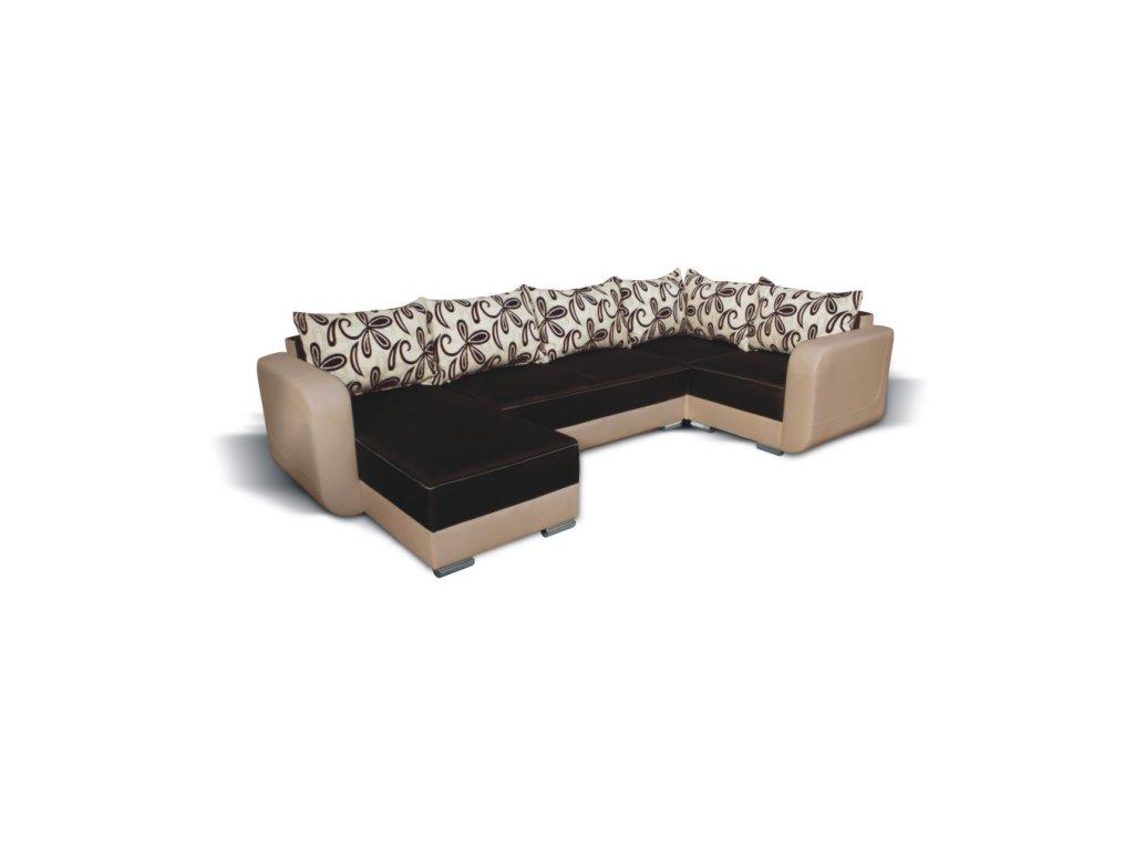 Piano - rohová sedací souprava - levé provedení