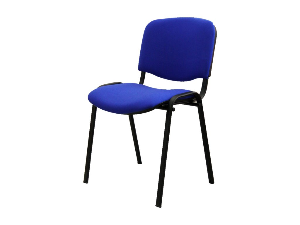 Židle ISO modrá