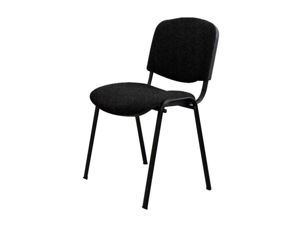 židle ISO černá