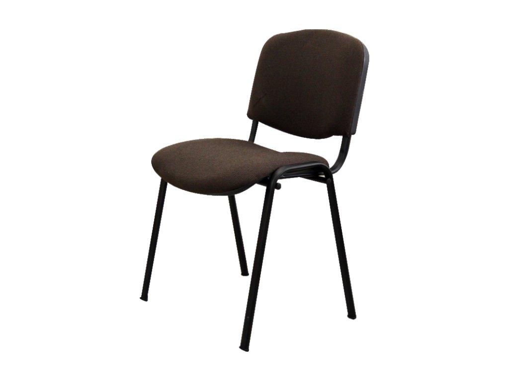 židle ISO hnědá