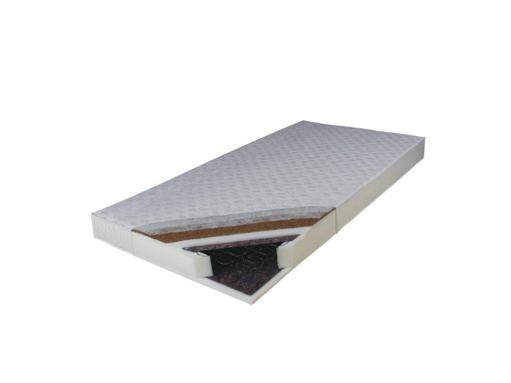 Matrace  kokos - 90/200/16 cm - jednostranný