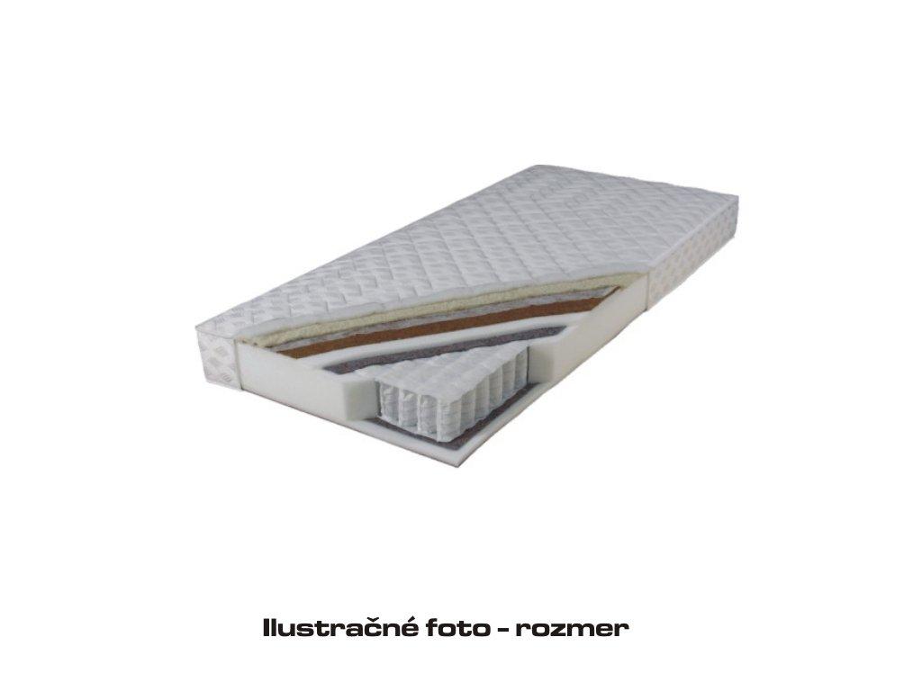 Matrace Palmeo - 80/200/18 cm
