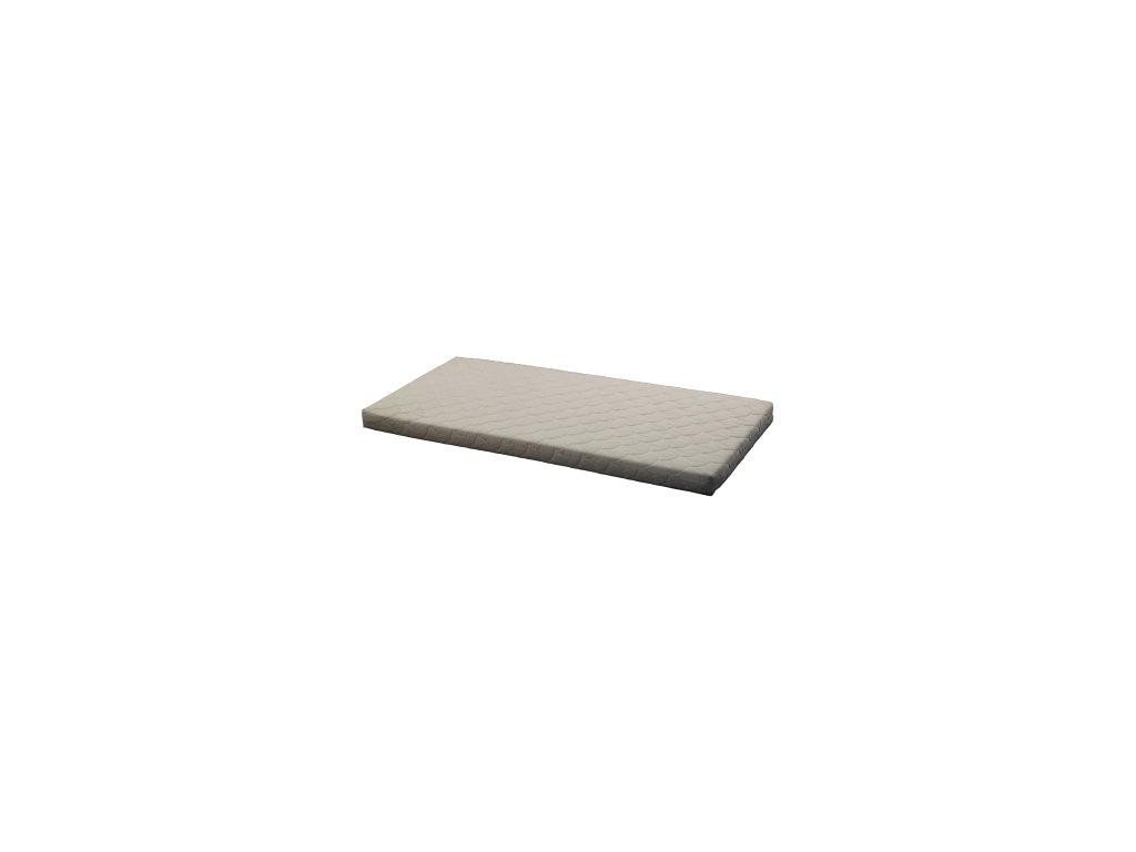 Matrace 90/200 cm CLASSIC PLUS s pratelným prošívaným potahem