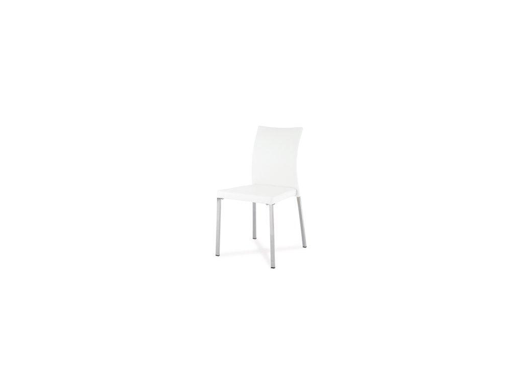 židle bílá /chrom 1899 white