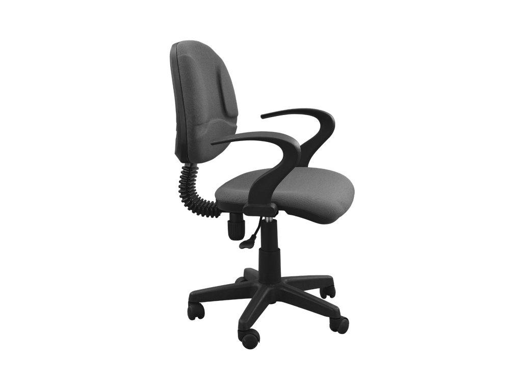 kancelářská židle Star  - šedá
