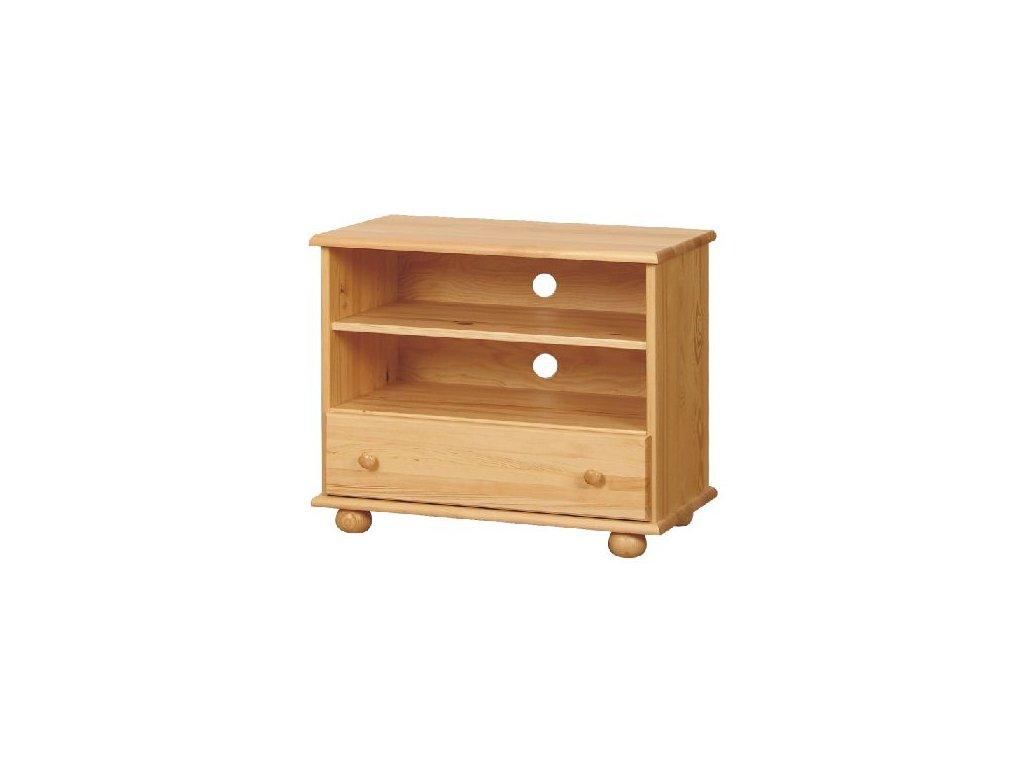 Dřevěný TV stolek CITY