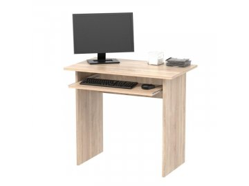 PC stůl VERNER odstín dub sonoma
