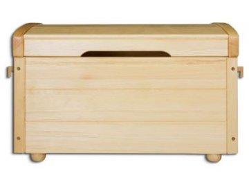 Dřevěná truhla  KIK 104 borovice masiv