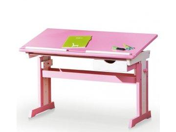 Psací  stůl Cecilia-rostoucí a polohovatelný SKLADEM