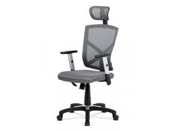 Kancelářská židle KA-H104 GREY