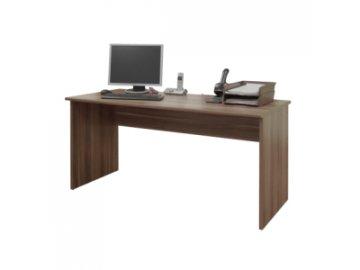 Velký PC stůl Johan 01 odstín švestka
