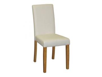 jídelní židle PRIM bílá- SKL ADEM