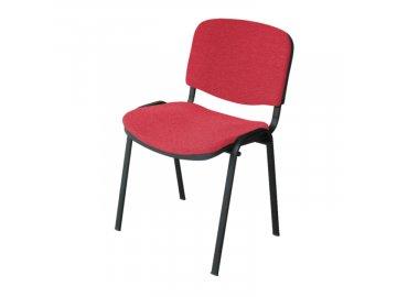 Židle ISO červená