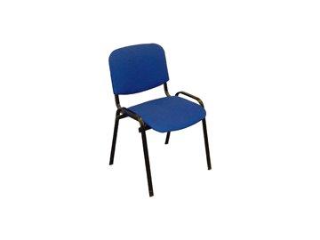 židle VIS modrá