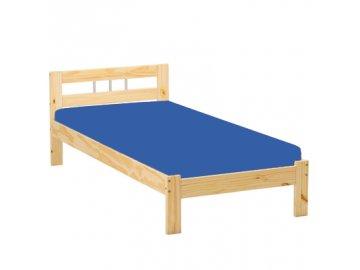 Dřevěná postel Jana 90x200cm borovice masiv