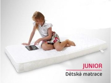 Matrace Junior 180x80cm - výška 11cm - pratelný potah