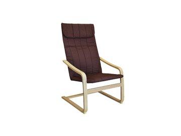 Křeslo relaxační dřevěné