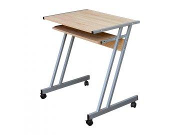 počítačový  stůl odstín buk 106