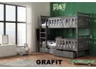 Grafit-sivá