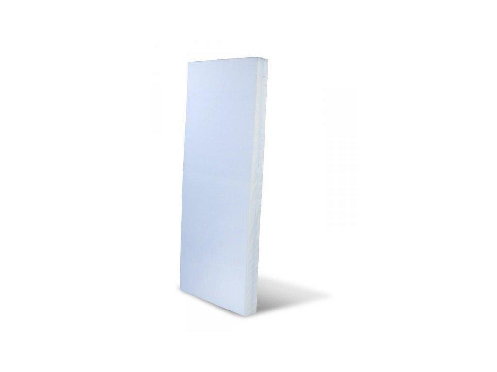 Molitanová matrace 90x190x10 cm s poťahom
