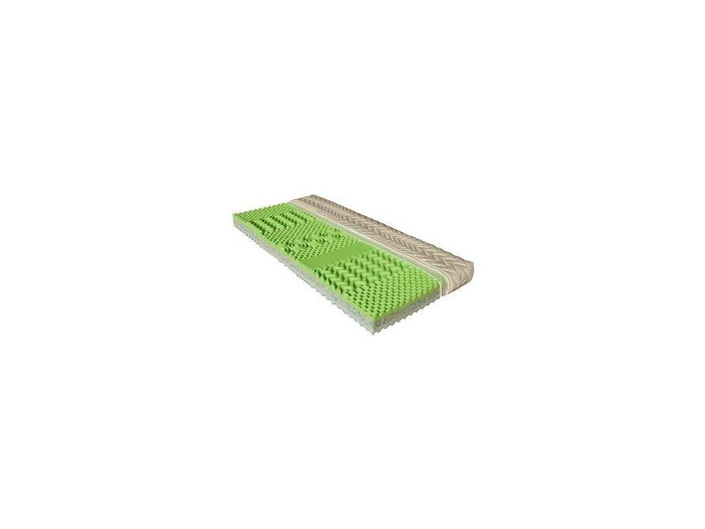 7 zónová kvalitný matrace RIVA 90x200x14 cm