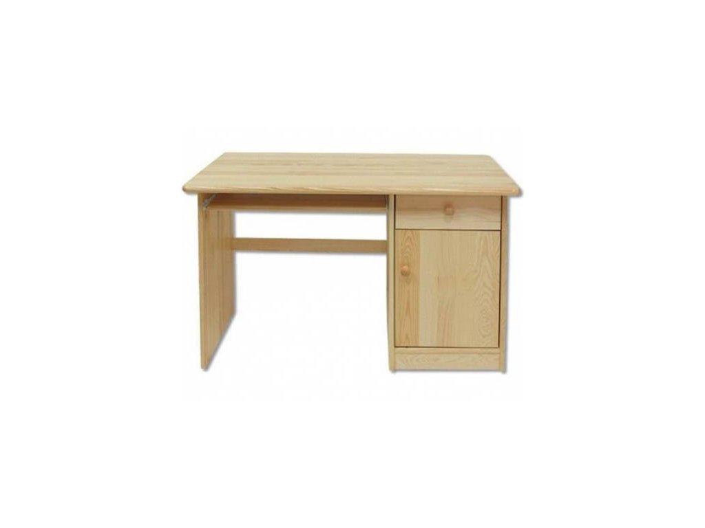 Písací stôl BM109 borovica masív