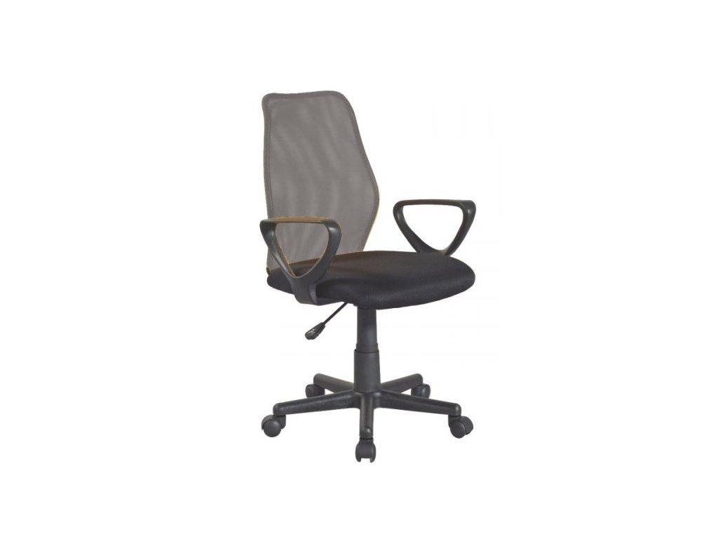 Kancelárska stolička BST 2010, šedá