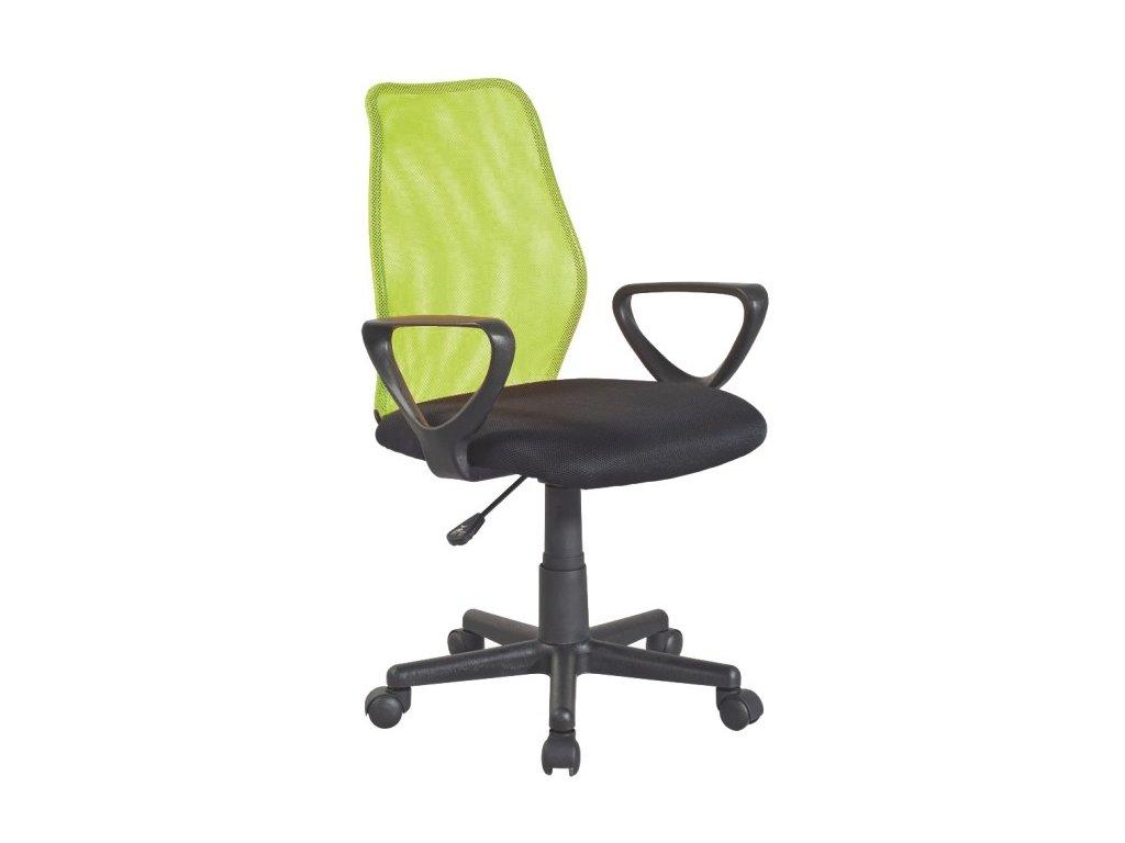 Kancelárska stolička BST 2010, zelená