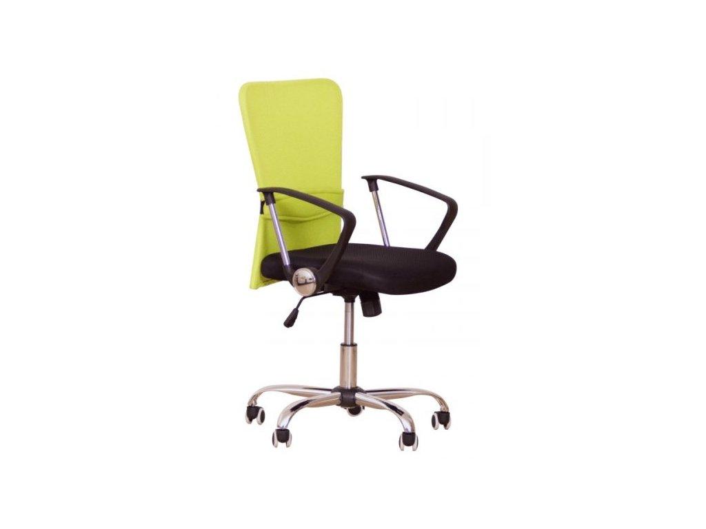 Kancelárska stolička AEX zelená