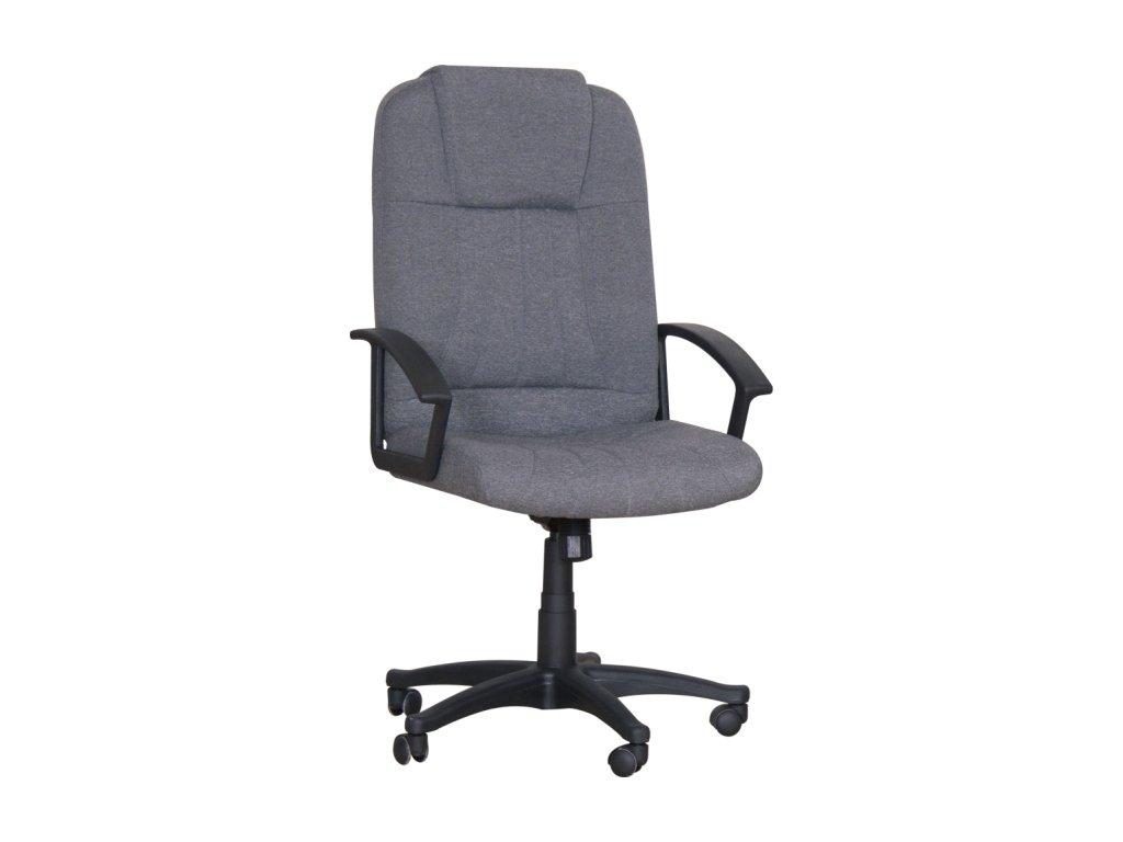Kancelárske kreslo šedé TC3-7741