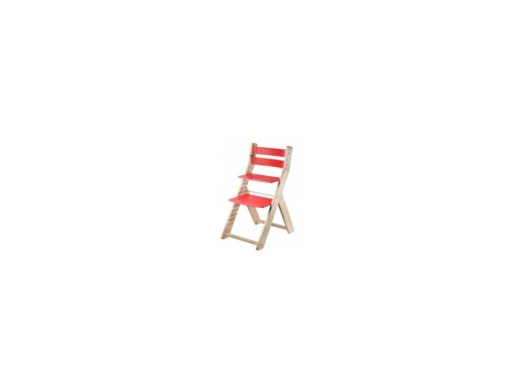 SANDY M04 jedálenská / čalúnená jedálenská stolička s ergonomickým sedením