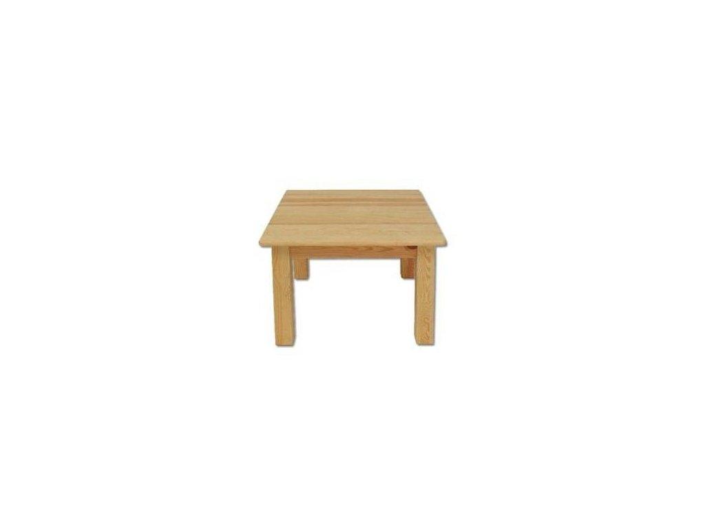 Drevený konferenčný stôl BM109 borovica masív