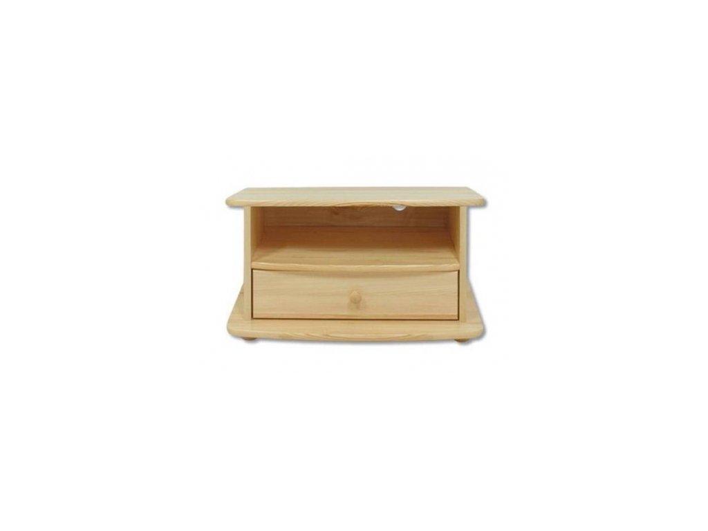 Drevený televízny stôl BM109 borovica masív