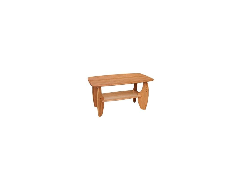 Konferenčný stôl Sapor II borovica masív 115x65x60 cm