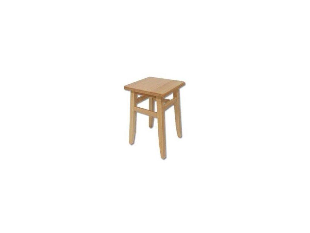 Drevená stolička BM249 buk