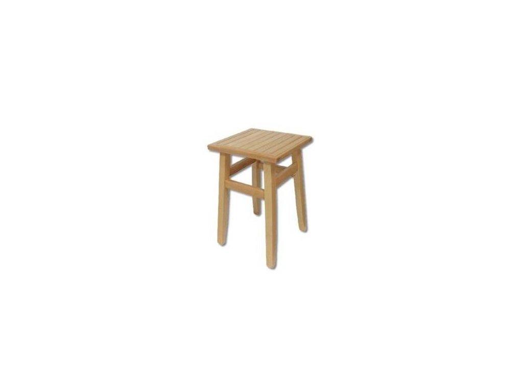 Drevená stolička BM250 buk